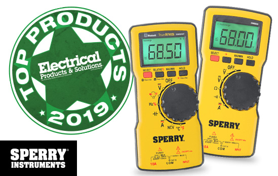 Premio Sperry Instruments Top Products 2019